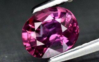 Свойства и значение розового сапфира, применение камня нежности и любви