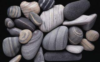 Камни серого цвета: 15 названий ⬛ с описанием, значения, интересные факты