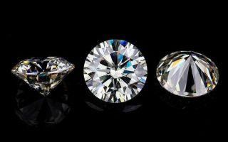 Как отличить фианит от бриллианта: сравнение свойств в таблице и оценка экспертов