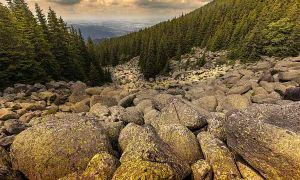 Каменные реки Таганай и в Белорецке: описание, происхождение, координаты
