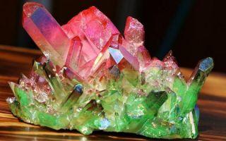 Что такое радужный кварц: уникальные свойства и применение, таинственные легенды