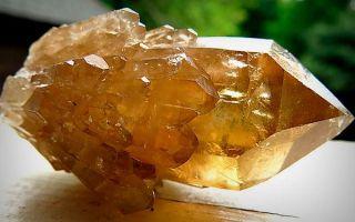Что такое цитрин и как выглядит родственник топаза: магические свойства и значение камня