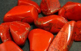 Магические свойства красной яшмы, применение в литотерапии и потрясающие украшения