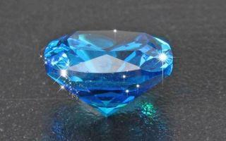 Особенности голубого (синего) сапфира, описание камня и кому подойдут украшения