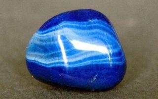Описание и значение голубого агата (сапфирина): магические и лечебные свойства облачного камня