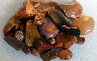 Какие коричневые камни бывают в природе: 16 названий с описанием и свойства