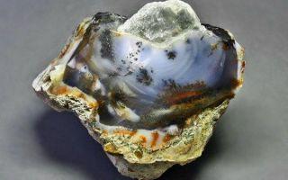 Уникальные свойства и описание мохового агата: совместимость и магия камня