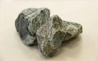 Порфирит: достоинства и недостатки камня, применение в банном деле