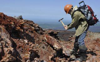 Знаки полезных ископаемых