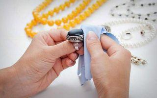 ТОП 8 советов, как почистить серебро с камнями и что категорически делать нельзя