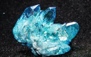Интересно о голубом и синем кварце: магические и лечебные свойства, применение, украшения