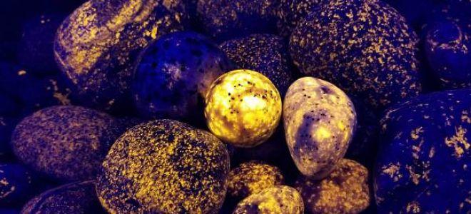Светящийся камень йооперлит, что это — случайная находка или дар небес