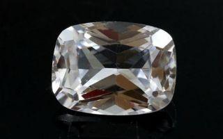 Уникальные свойства белого топаза и очаровательные украшения с прозрачным камнем
