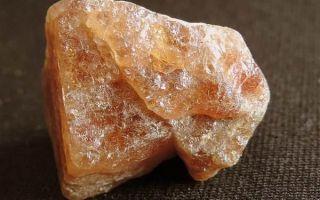 Свойства гессонита: особенности и применение камня спокойствия