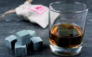 Что такое камни для виски и зачем они нужны: тонкости применения и выбора