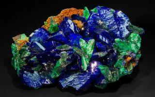 Что такое азурит (медная лазурь): описание и свойства камня, магия обворожительного помощника