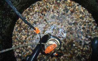 Для чего донный фильтр в колодце и какие камни подойдут для очистки воды