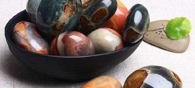 Какие поделочные камни встречаются в природе — список из 13 самых популярных