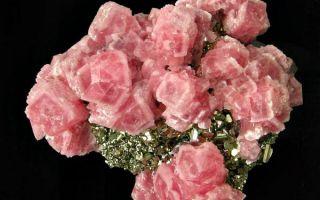 Описание родохрозита и интересные свойства, применение камня умиротворения и гармонии