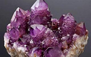 Что такое друза: описание и уникальные свойства скопления кристаллов