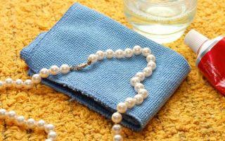 Как чистить жемчуг и что нельзя делать — топовые советы по уходу в домашних условиях