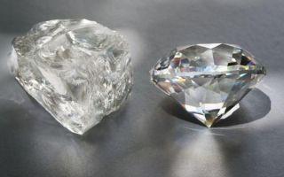 В чем разница между бриллиантами и алмазами: простое пояснение понятий и фото