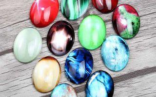 Что такое кабошон и как используют камни с огранкой: виды и технология