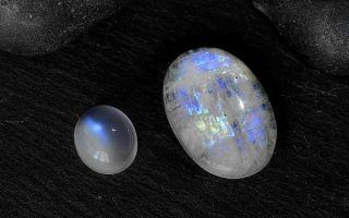 О магическом лунном камне: свойства, описание и кому подходит самоцвет любви