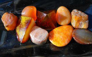 Какие существуют 🔶 оранжевые камни: 20 названий с описанием и фото, виды, украшения