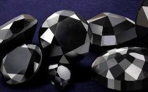 Списки камней черного цвета ⬛ с названиями и описанием: свойства и значения