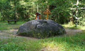 Камень, на котором молился Серафим Саровский: история и место нахождения