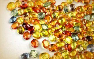 Списки желтых камней: 16 солнечных названий ⭐ с описанием, свойства и украшения
