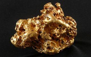 Что делать, если нашел золотой самородок: описание, отличия, поиски