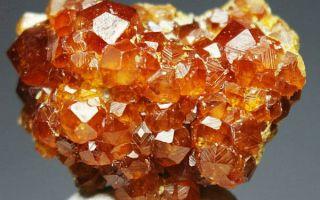 Что за камень спессартин: свойства, описание, значение минерала страсти и силы