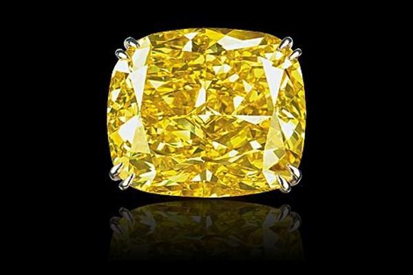 Бриллиант Graf Vivid Yellow