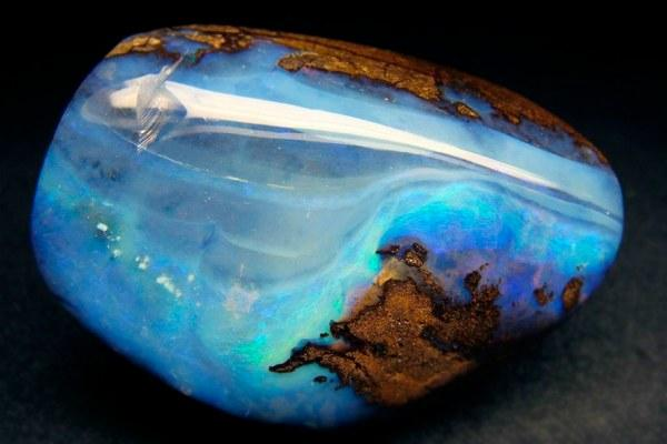 Голубой опал