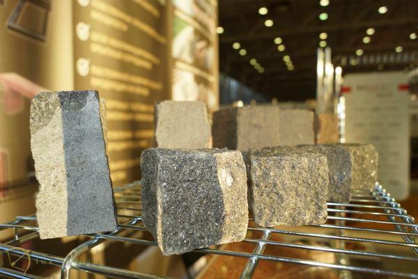 Гранит камни