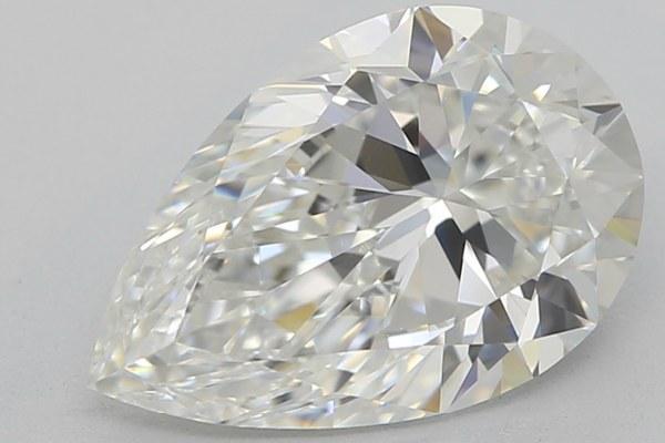 Огранка бриллианта капля