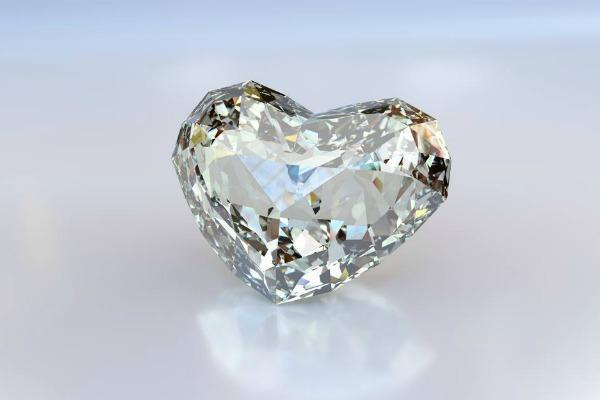 Огранка бриллианта сердце