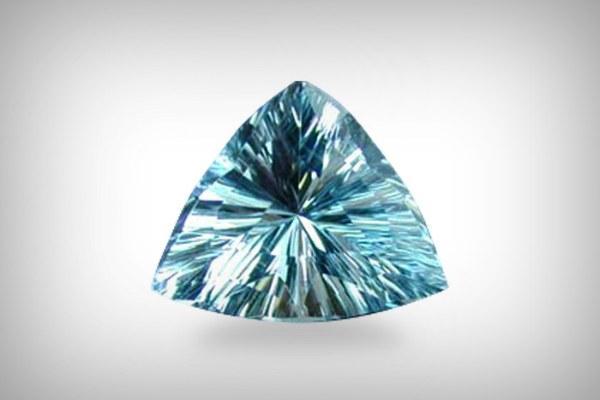 Огранка бриллианта триллион