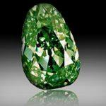 Дрезденский зеленый бриллиант