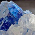Синяя каменная соль