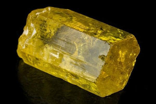 Золотистый берилл