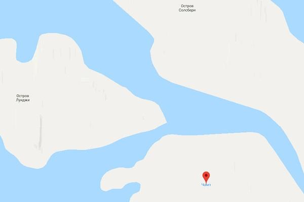 Остров Чамп