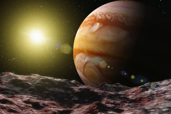 Камни Юпитера