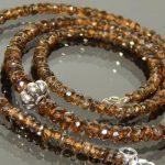 ожерелье из андрадита