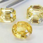 желтый сапфир камень юпитера