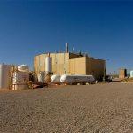 завод по переработке монацитового песка
