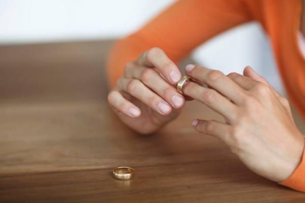 на каком пальце носить вдове обручальное кольцо